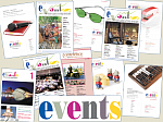 EVENTS MAGAZINE LIBRARY